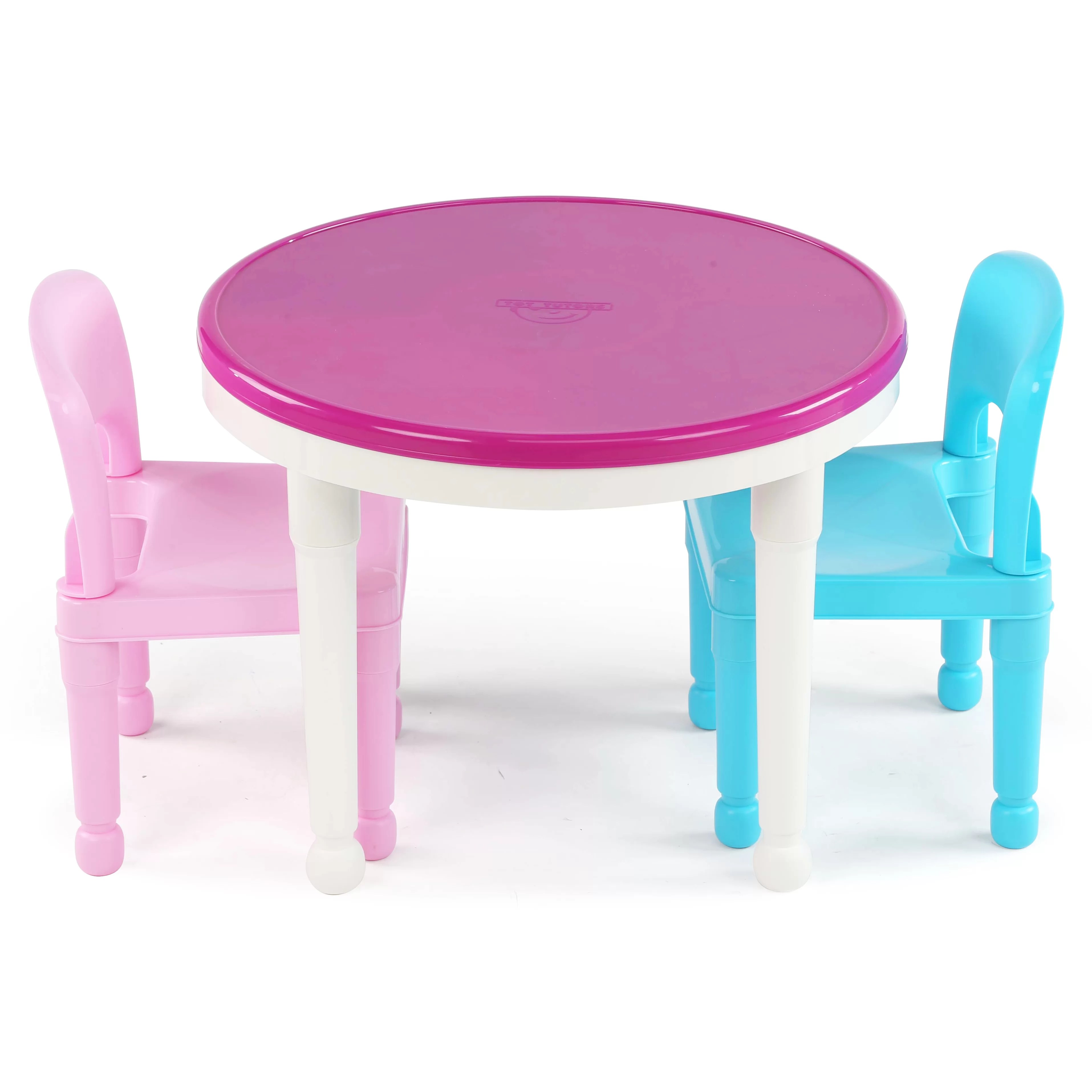 Round Table And Chair Set Kids 39 3 Piece Round Table And Chair Set Wayfair