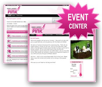 Susan G Komen® Ideas Online Event Kit