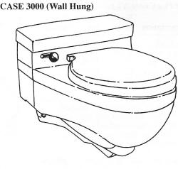Case Toilet Seat & Part Guide