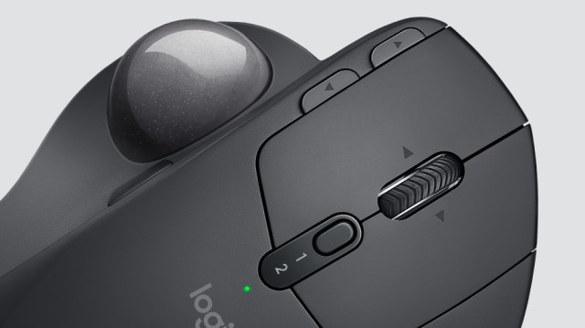 mx ergo wireless trackball Logitech revamps the trackball mouse technology by introducing the wireless MX ERGO mouse
