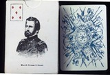 Union Generals Playing Deck (opened)