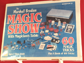 The Marshall Brodien Magic Show