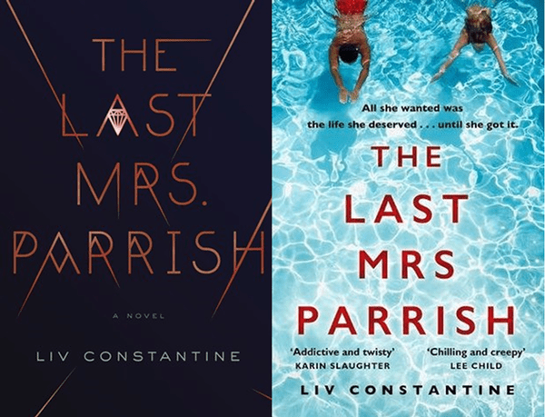 Image result for the last mrs. parrish by liv constantine book club