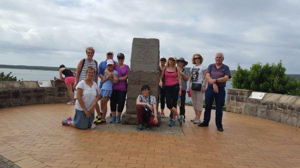 Coffee-walk-talk Sydney Meetup