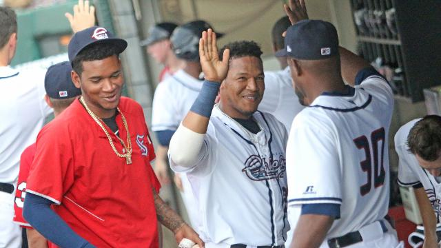 Chiefs pick up another extrainnings win beat PawSox 54
