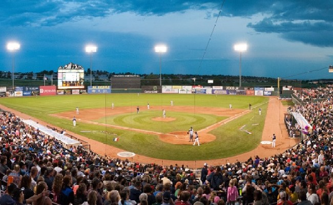 Affiliated Baseball To Remain In Colorado Springs Vibes
