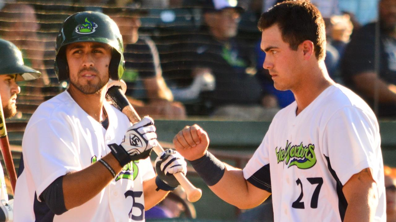 Vermont Beats Aberdeen 62 On Tuesday  Lake Monsters