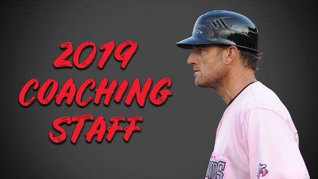 Crawdads Announce 2019 Coaching Staff  Crawdads