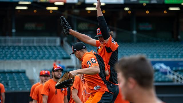 IronBirds Fly In For Win  IronBirds