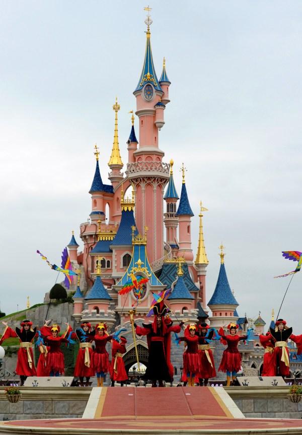 Disney Halloween Festival In Paris Parks