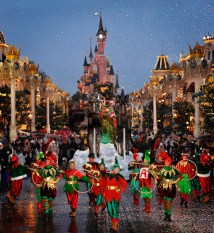 Disneyland Paris Celebrates Holiday Season Disney