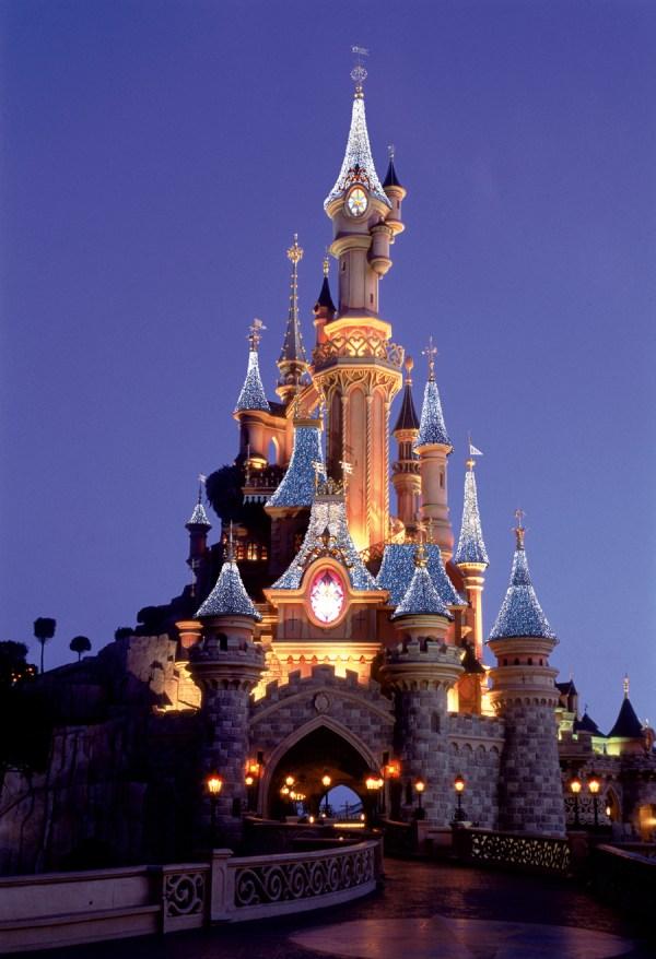 Disneyland Paris Disney World