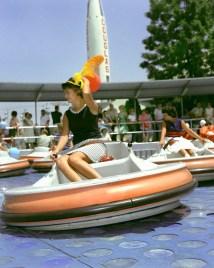 Flying Saucers Ride Disneyland
