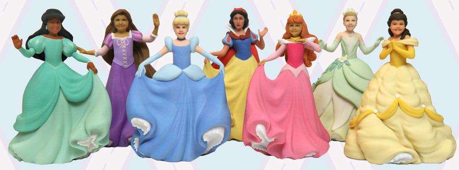 DTech Me to Offer Disney Princess Figurines at World of Disney in Walt Disney World Resort for