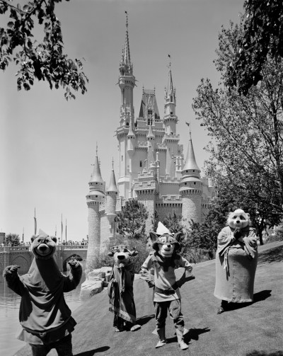 Robin Hood and Friends Visit Magic Kingdom Park at Walt Disney World Resort