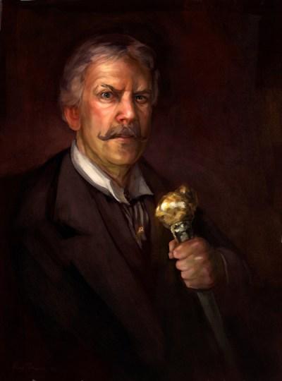 Barnabas T. Bullion, Founder and President of Big Thunder Mining Company