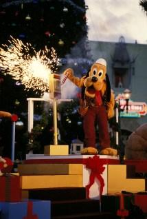 Vintage Christmas Walt Disney World