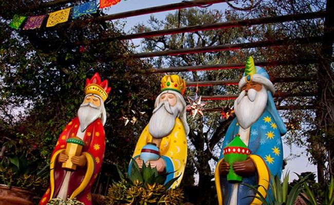Three Kings Day Celebration Returns To Disneyland Park