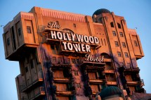 Tower Terror Disneyland