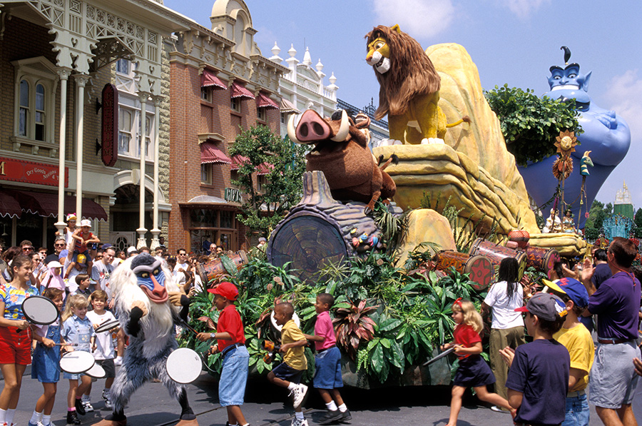 Festival King Lion 1998