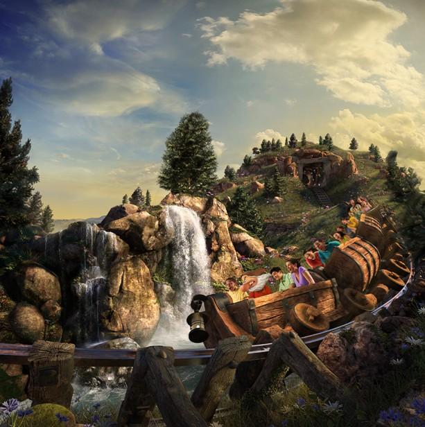 New Fantasyland Expansion