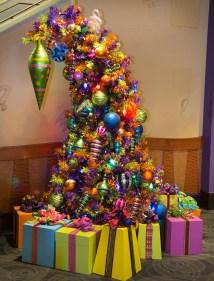 Disneyland Hotel Christmas Tree