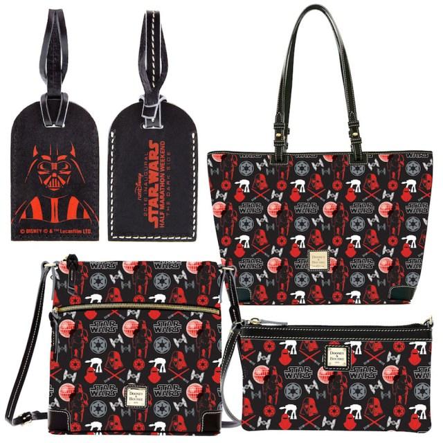 First Look at New Dooney & Bourke Handbags for Star Wars Half Marathon – The Dark Side in April 2016