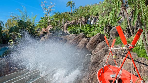 Humunga Kowabunga at Disney's Typhoon Lagoon