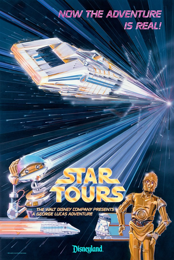 Star Tours At 30 Celebrating Three Decades Of Star Wars