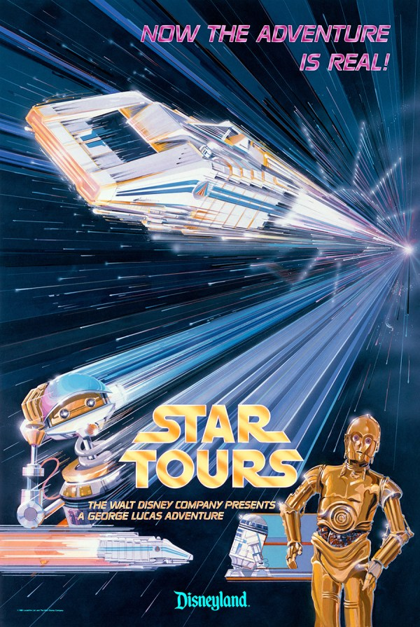 Star Tours 30 Celebrating Three Decades Of Wars