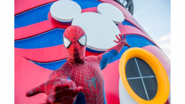 Seven Things You Won't Want to Miss During Marvel Day at Sea