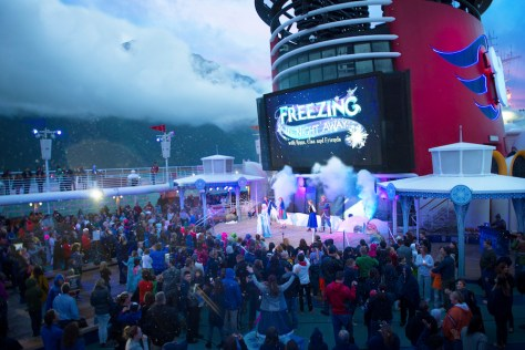 Frozen Activities with Disney Cruise Line
