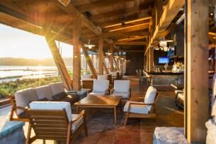 Geyser Point Bar & Grill Opens at Disney's Wilderness Lodge at Walt Disney World Resort