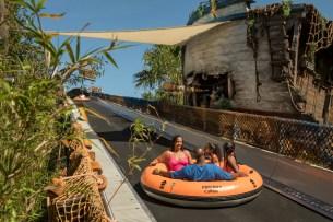 Miss Adventure Falls Opens Today at Disney's Typhoon Lagoon Water Park