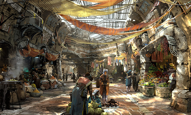 Disney reveals new details about Star Wars Land - and it sounds incredible