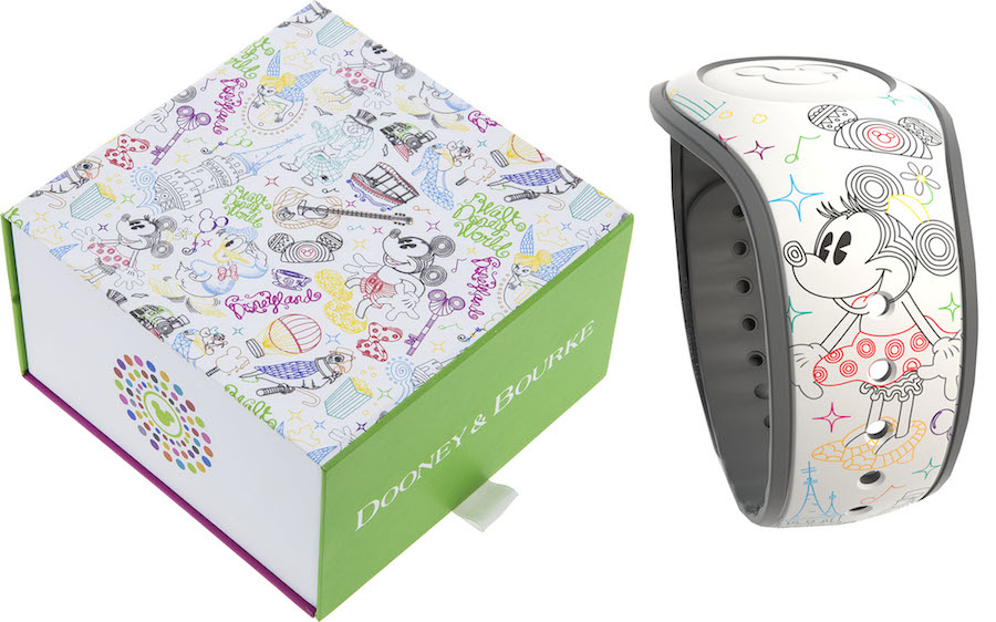 'Walk in the Park' MagicBand