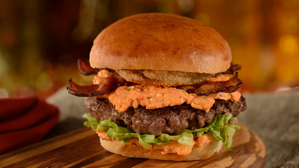 D-Luxe Burger Southern Burger