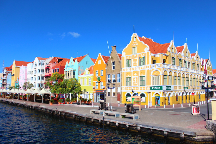 City Walking Tour of Curaçao with Disney Cruise Line