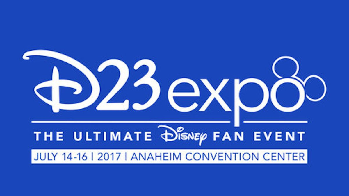 Content owned by Disney - D23 Expo 2017