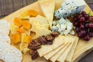 California Cheeses at Disney California Adventure Food & Wine Festival