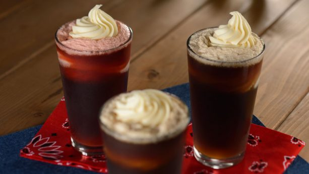 Soda Floats from Woody's Lunch Box in Toy Story Land at Disney's Hollywood Studios