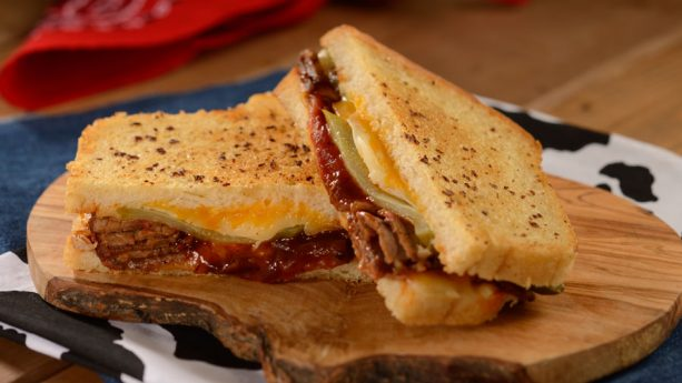 BBQ Brisket Melt from Woody's Lunch Box in Toy Story Land at Disney's Hollywood Studios