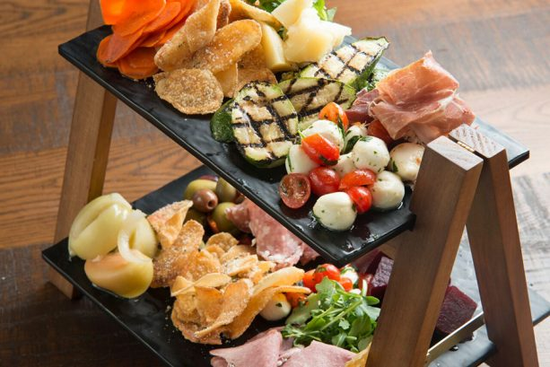 Antipasti Tower at Terralina Crafted Italian at Disney Springs