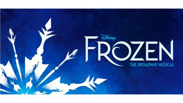Frozen, The Broadway Musical poster
