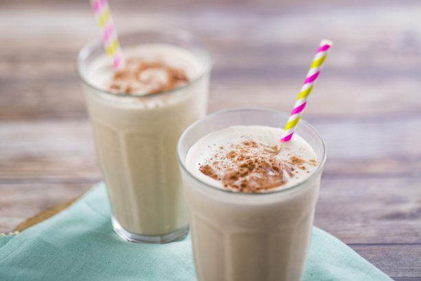 Guinness Baileys Shake at the Ireland Marketplace for the Epcot International Food & Wine Festival