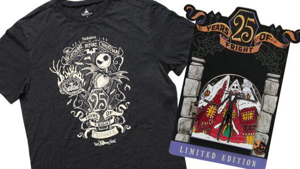 Tim Burton's The Nightmare Before Christmas Merchandise