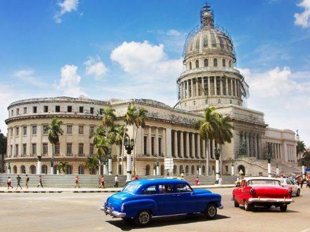 キューバ国民議会議事堂、エンプレス・オブ・ザ・シーズ で行くキューバクルーズ5日間 by ロイヤル・カリビアン・インターナショナル(RCI)