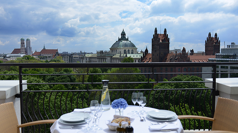 The Charles Hotel A Rocco Forte Hotel Munich Hotels