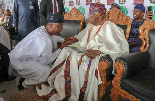 Image result for Chants of 'APC' at Ojude Oba must never happen again - Awujale