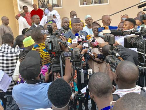 BREAKING: ASUU AGREES TO PARTICIPATE IN 2019 ELECTIONS DESPITE ONGOING STRIKE